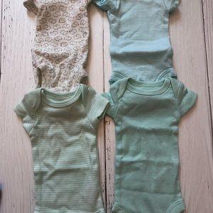 GIRLS PREEMIE BODYSUIT BUNDLE